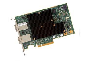 LSI 16-Port Ext, 12Gb/s SATA+SAS (LSI00342)