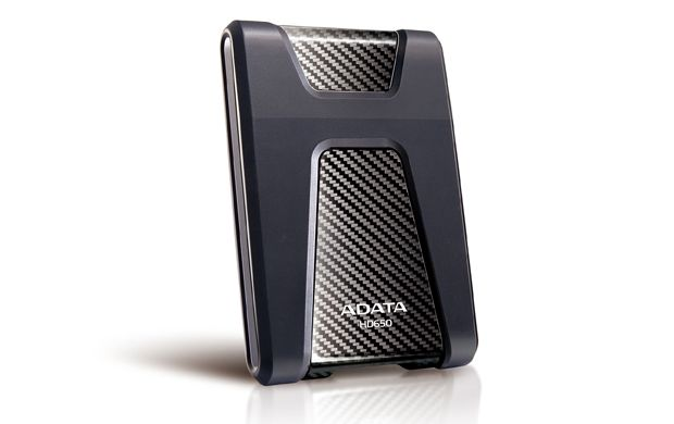 ADAT 1TB DashDriv HD650 bk 2.5 U3
