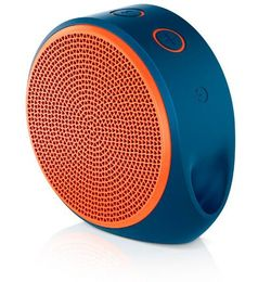 LOGITECH X100 Mobile Speaker , orange