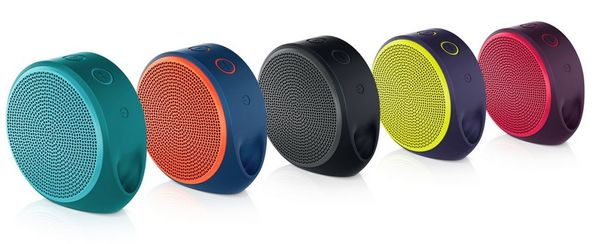 X100 MOBILE SPEAKER RED  IN