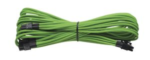 Individually Sleeved Cable Green 1200i/ 860i/ 760i AX(I) Platinum Series, 1x 20+4 pin ATX MB (610mm)