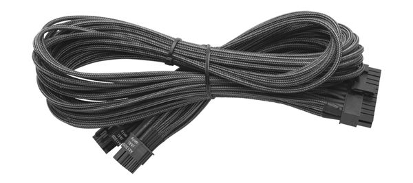 Individually Sleeved Cable M.Gr. 1200i/ 860i/ 760i AX(I) Platinum Series, 1x 20+4 pin ATX MB (610mm)