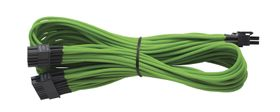 Individually Sleeved Cable Green 860/ 760 AX  Platinum Series, 1x 20+4 pin ATX MB (610mm)