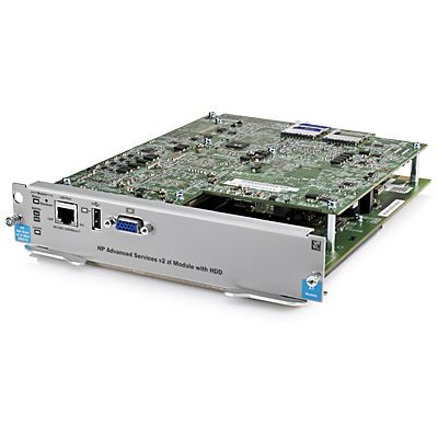 Advanced Services v2 zl Module with HDD