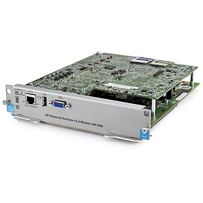 Advanced Services v2 zl Module with SSD