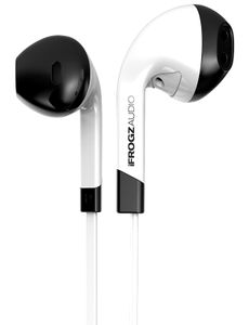 IFROGZ AUDIO INTONE WITH MIC WHITE (IF-ITN-WHT)