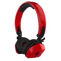 F.R.E.Q.M Wireless Headset Red Mobile Gaming Headset for Smart Devices, PC, and Mac