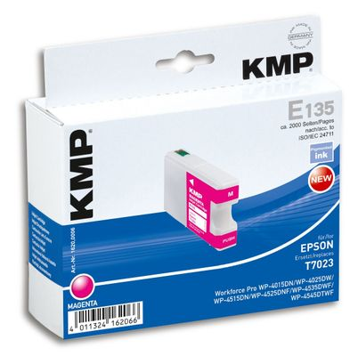 E135 ink cartridge magenta compatible with Epson T7023