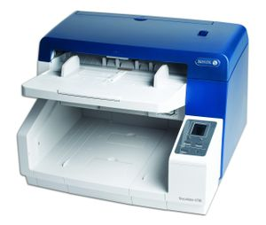 XEROX DOCUMATE 4790 - VRS BASIC