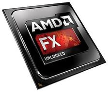 AMD FX-9590 Socket-AM3+,  8-Core, 4.7GHz, 8MB L2 + 8MB L3 Cache, 220W, 32nm, Without fan (FD9590FHHKBOF)