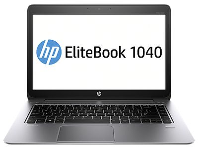 HP EliteBook Folio 1040 G1 bærbar pc (F1P43EA#ABY)