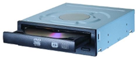 LITE-ON DVD+-R/ RW/ DL/ RAM SATA BLACK 24X12X8X/ 24X12X6X/ 12X+48X24X48X  IN INT (IHAS124-14)