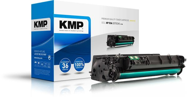 H-T88 Toner black XXL compatible with HP Q 7553 X