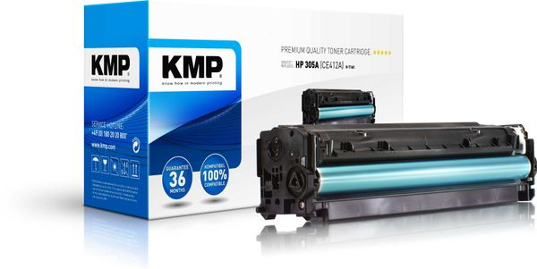 Toner HP CE412A comp. yellow H-T160