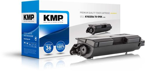 KMP K-T52 Toner black compatible (2893,0000)
