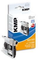 B37 ink cartridge black compatible w. Brother LC-1240BK
