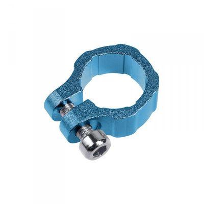 16 mm Schlauchschelle - blue