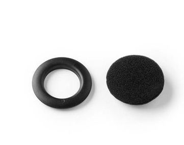 JABRA FOAM CUSHIONS W. EAR PLATE (0400-139)