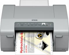 GP-C831 EPSON PRINTER PAR, USB-LAN100/ 10BASE INTERFACE  IN PRNT