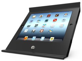 Slide Enclosure iPad Mini POS Stnd Black