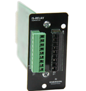 LIEBERT INTELLISLOT RELAY CARD  IN