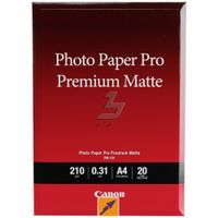 PM-101 A4 20SH PHOTO PAPER PREMIUM MATTE A4 20 SHEETS