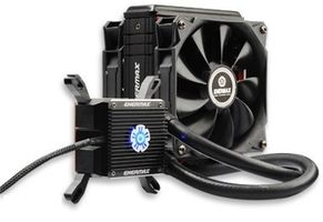 Liqtech 120 Liquid Cooling til AMD/Intel