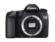 CANON EOS 7D 18MP APS-C CMOS BODY 3IN LCD BLACK 1080P HD VIDEO IN