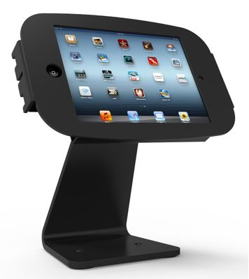 Space 360 iPad Mini Enc Rtate+Swvl Black