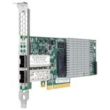 Hewlett Packard Enterprise StoreFabric CN1100R Dual Port Converged Network Adapter