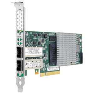 Hewlett Packard Enterprise StoreFabric CN1100R Dual Port Converged Network Adapter (QW990A)
