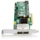 Hewlett Packard Enterprise Integrity Smart Array P411/256 2-port External PCIe 6Gb SAS Controller