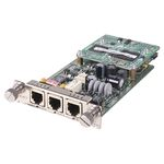 Hewlett Packard Enterprise 2FXS+1FXO Voice Interface SIC A-MSR-modul (JD632A)