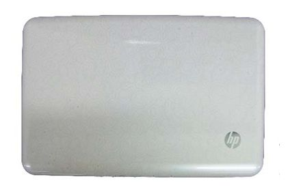 LCD Back Cover, Whi, Hp