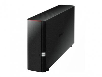 BUFFALO LinkStation 210 2TB NAS (LS210D0201-EU)