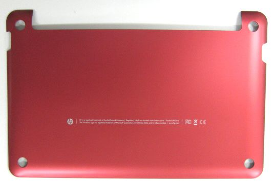 PLA BASE ACCESS DOOR RED