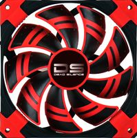 DS Red LED Fan - 120mm