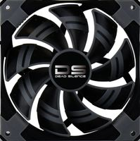 DS Black Non LED Fan - 120mm