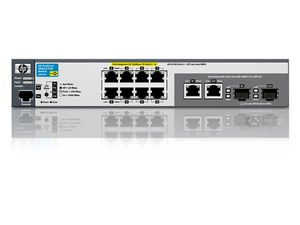 Hewlett Packard Enterprise 2520 8 Poe Switch