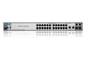 Hewlett Packard Enterprise 2520 24 Poe Switch