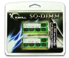 SO DDR3 8GB PC 12800 CL11 1,35V (2x4GB) 4G