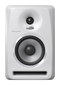 5inch Monitor Speaker White (1 pcs) (S-DJ50X-W)