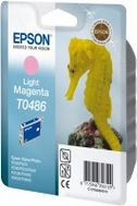 EPSON Ink. Cartridge Light Magenta (T0486)