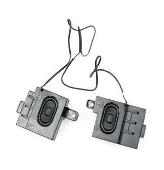 Speaker assembly - For use in models with 17.3-inch displays
