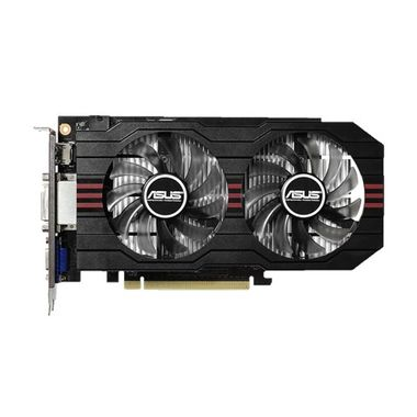 ASUS GeForce GTX 750Ti 2GB DDR5 D-Sub/ 2xDVI/ HDMI Fan