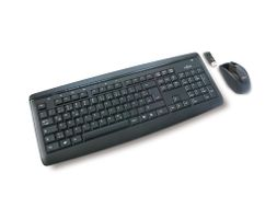 WIRELESS KB MOUSE SET LX450 GB