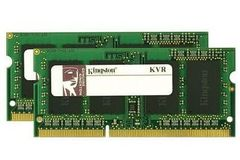 KINGSTON ValueRam/2GB 1333MHz DDR3 Non-ECC CL9 SO