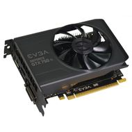 EVGA GeForce GTX 750 Ti, 2048 MB DDR5, DP, HDMI, DVI (02G-P4-3751-KR)