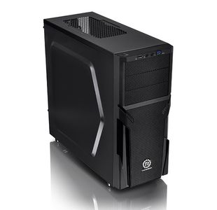 THERMALTAKE VERSA H21 MIDI TOWER BLACK FRONT TOP PANEL USB 2.0/3.0      ML CPNT (CA-1B2-00M1NN-00)