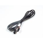AUX extension cable Extension for 4 Pin on Audio2Car 1,25mtr